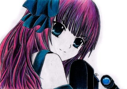 Yuri, from Angel Beats!