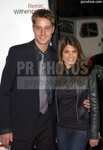 """my hottie with Lindsay at the """"Four Christmases"""" premiere (*hate watermarks*)"""