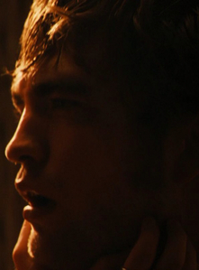 my very HOT Robert looks out of breath in this very hot pic from Remember Me<3
