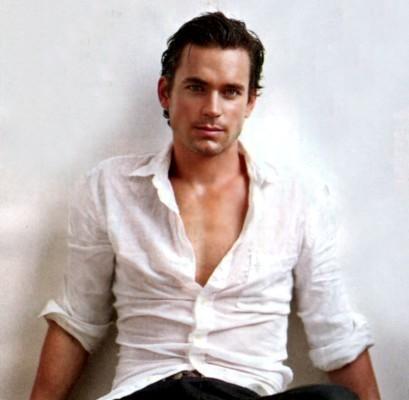 Sexy Matt in white :)