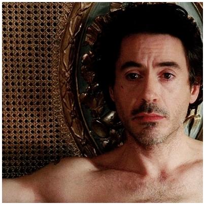 oh what do u do to me Downey ... O__o
