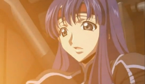 Inoue Naomi from Code Geass even though she's a minor character. She dead.