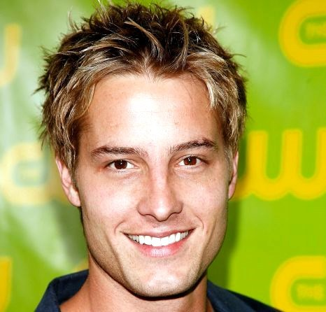 my hottie at CW Winter TCA party 2007 <33333