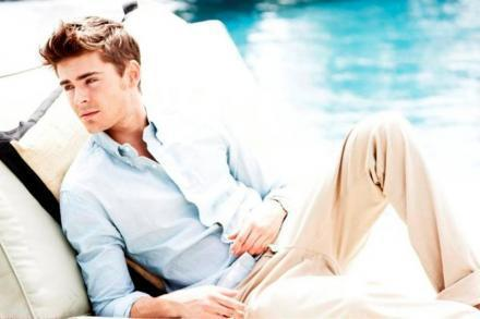 I personally think Zac looks pretty relaxed, so hopefully it will pass (: