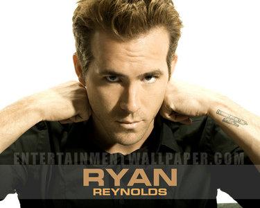 My Cutie Ryan Reynolds