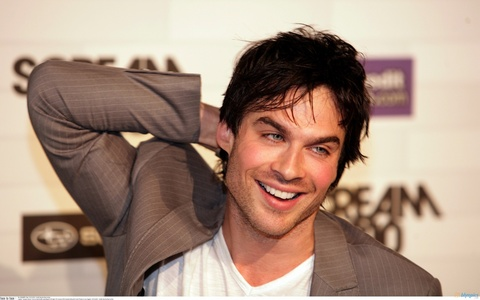 My Hottie Ian Somerhalder