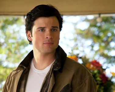 """my hottie's co-star on """"Smallville"""", Tom Welling (still from episode """"Kent"""")"""