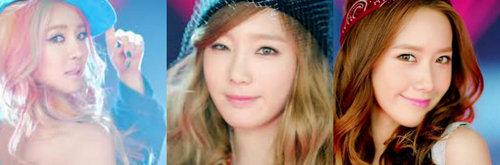 Ranking 2013   My Favourite Member  - Hyoyeon <3 - Taeyeon - Yoona - Sooyoung - Tiffany - Jessica - Yuri - Seohyun - Sunny  Prettiest Member  - Tiffany   - Yoona (very very pretty!!) - Hyoyeon (getting prettier nowadays) - Jessica - Yuri - Taeyeon - Seohyun - Sooyoung - Sunny  Voice Ranking  - Taeyeon (no doubt) - Tiffany - Seohyun - Jessica - Sunny - Sooyoung - Yuri - Hyoyeon - Yoona  Best in IGAB  - Yuri - Hyoyeon - Tiffany - Taeyeon - Yoona - Jessica - Sooyoung - Seohyun - Sunny  Favourite Song  - Into the New World