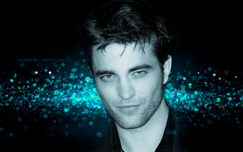 my gorgeous Robert with a blueish shade<3