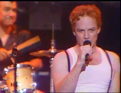 If I go back in time, I would like to meet Danny Elfman when he was younger.