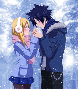 See? he cares about Lucy a lot ! 