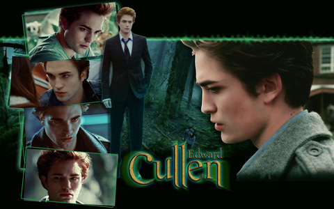 here are 6 pics of my gorgeous Robert,as his Twilight character,Edward Cullen<3