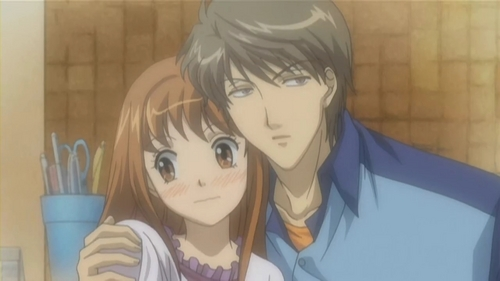 My mom loves romantic animes, her favourite one is Itazura na kiss.