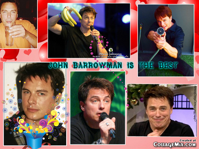 John Barrowman♥ i made this.