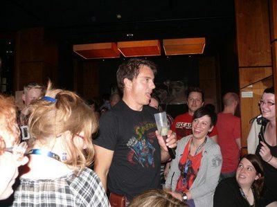 John Barrowman at Fedcon :)