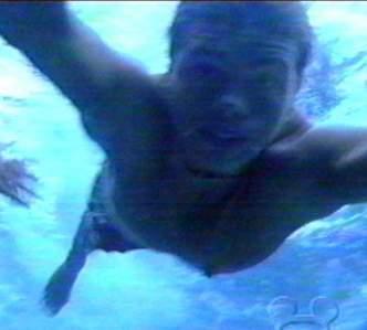 Matthew under water. :)
