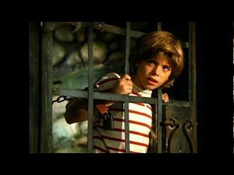 Matthew behind bars in the movie called Tales of Darkness.