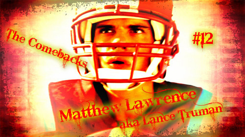 I created this of Matthew from The Comebacks. <333