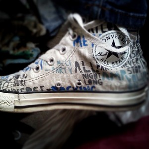 Converse. Specifically these ones