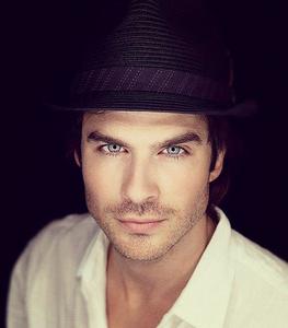 My Blue eyes Beauty Ian somerhalder