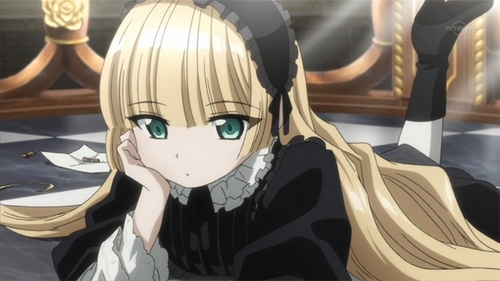 Victorique's dad is the main villain in Gosick.