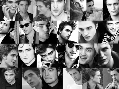 the many faces of my gorgeous Robert.Each and every one of them are sexy!!!<3