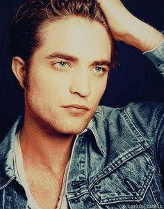 my gorgeous Angel and his Angel blue eyes<3