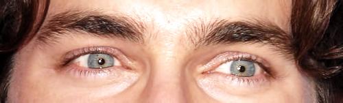 Matt Bomer's beautiful eyes :)