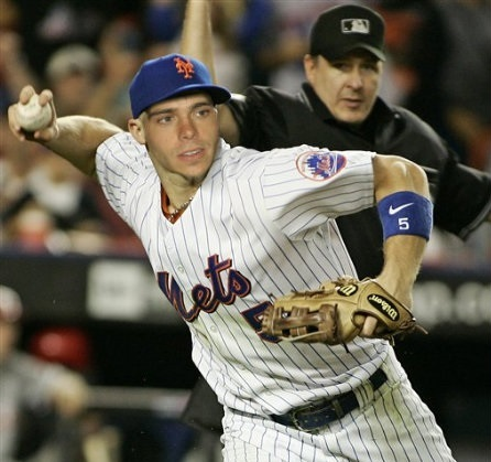 Matthew playing for the Mets. :)