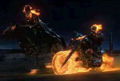 Ghost Rider...