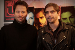 Fernando and a cast partner