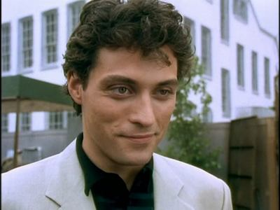 Rufus Sewell when he was about 22 (He's 45 now) হাঃ হাঃ হাঃ