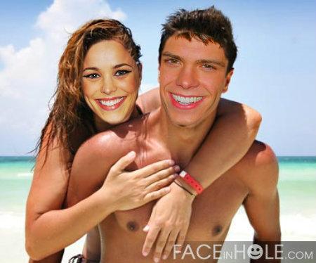 Matthew and Rachel McAdams. :)