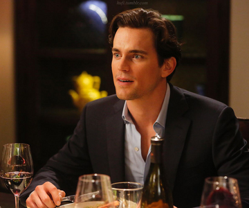 Matt Bomer (from when he guest starred in The New Normal)