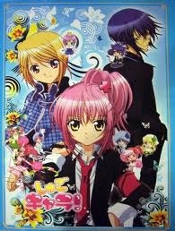 in the manga it's ikuto ( shivers) anime it's never told but by the looks of it I thinks it's tadase ( go tadase my prince)