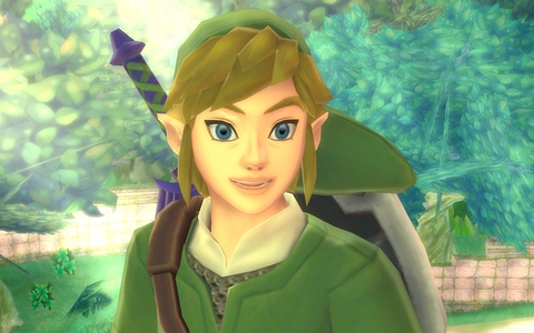 Link from Skyward Sword