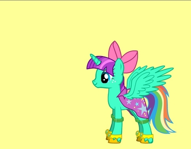 Name: ফুল Bloom Gender: Female Cutie Mark: A Rose Personality: Smart, Fun, and Optimistic Hobbies: Planting, having fun. Fact: She can plant plants without using special gardening tools. Picture: