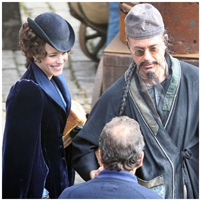 Adler and Holmes