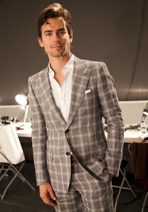 Matt looking very cool in his suit :)