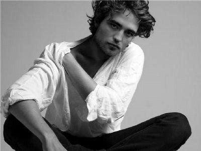 my gorgeous Robert<3