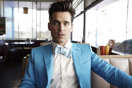 Matt in blue :)