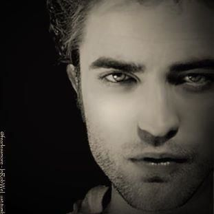 my gorgeous Robert in b&w<3