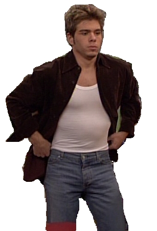 My sexy Matti wearing a brown shirt. :)