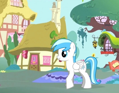 Name:Snow Flake (not steroid pony) Age:??? Gender:Mare Personality:Kind,Helpfull,Carefull,Hardworking and Smiles/Happy often Important 小马 fact: it think that maybe Snowdrop is Snowflake's ancestor...cause snowflake also makes hoof-made snowflakes (at the weather factory) and got her cutie mark from it...and i made Snow Flake even before i discovered Snowdrop... and here's Snowdrop-blind version: http://images6.fanpop.com/image/photos/34500000/Snow-Flake-Blind-Version-not-steroid-pony-my-little-pony-friendship-is-magic-34542666-830-650.png