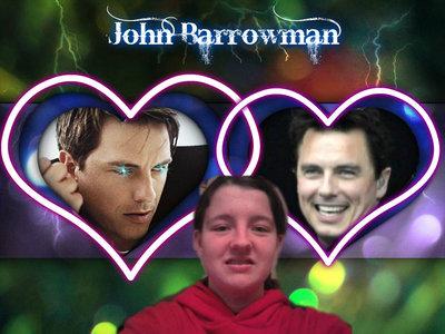 John Barrowman and Me :)