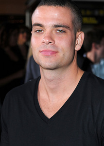 Mark Salling as Noah 'Puck' Puckerman from Glee. I have such a big crush on him now.