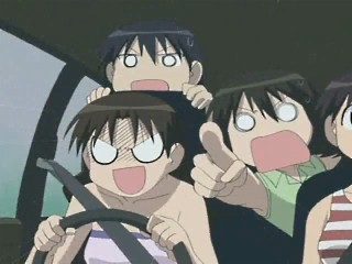 Yukari Tanizaki-sensei from Azumanga Daioh. She would fall into the 'very bad' category. Very bad indeed...