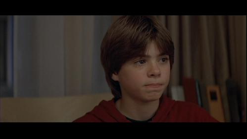 Young Matti wearing a red shirt. :)