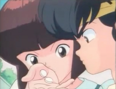 Ok, I'll try again. I read a Ranma 1/2 fanfiction once that paired Ryoga with Nabiki. I thought it did a very good job of putting the two together and then exploring the evolution of their relationship. The only reason they got together was some kind of pag-ibig potion that went wrong, and after it wore off, they were already used to going out so they just went with it without realizing they had been affected sa pamamagitan ng a potion. Oh the amount of trouble Ryoga got into when Nabiki found out he was P-chan. The tagahanga fiction was Furinken Summer, which I had printed out and read in college some 15 years ago. Still have the printed copy. http://www.thekeep.org/~wombat/Stories/RightPlace/