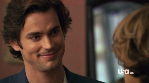 The cute expression that won my 심장 :) (White Collar)